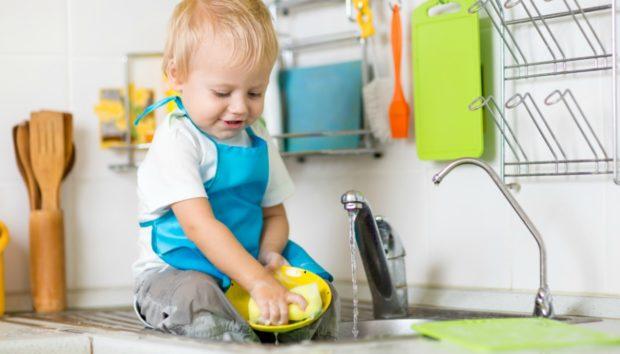 Καθαρίστε Ολοκληρωτικά την Κουζίνα & το Μπάνιο με ΑΥΤΑ τα Σφουγγάρια
