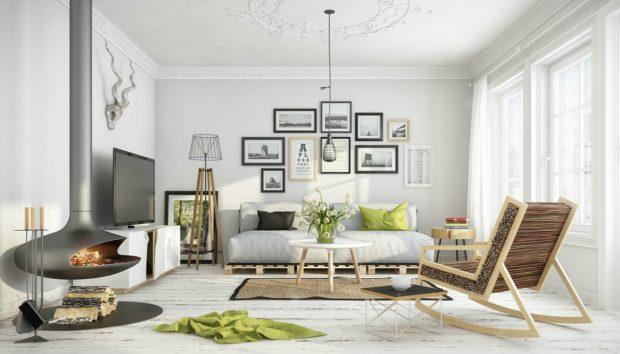 6 Tips για να Διακοσμήσετε το Σπίτι σας σε Σκανδιναβικό Στιλ