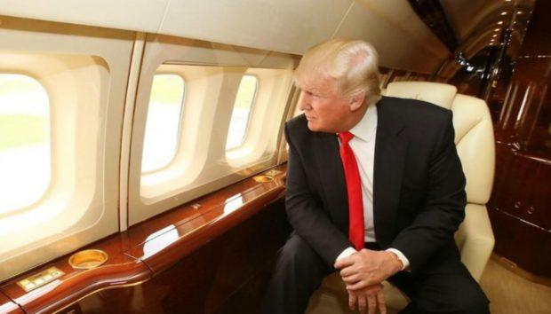 Δείτε το Υπερχλιδάτο Ιδιωτικό Αεροπλάνο του Προέδρου της Αμερικής