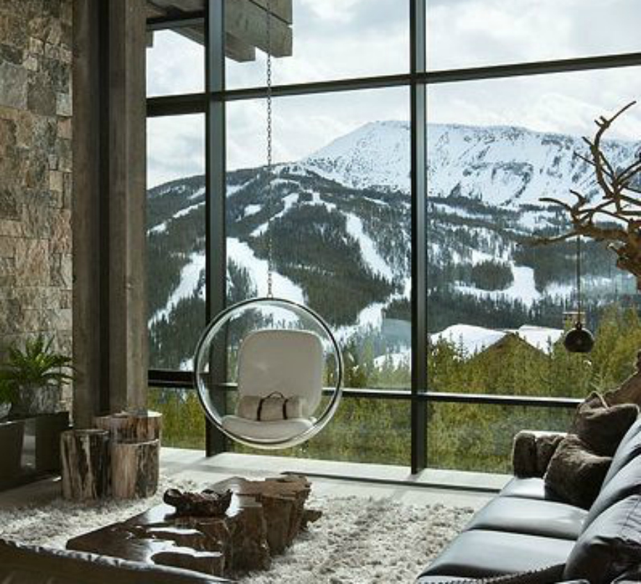 Να αράζεις και να... χαζεύεις: Αυτά είναι τα 10 σαλόνια με την κορυφαία θέα στον κόσμο! (Photos)