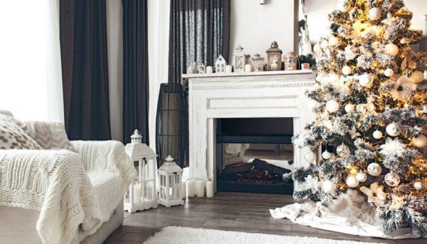 Δείτε τα Χριστουγεννιάτικα Δέντρα των Ελλήνων Celebrities