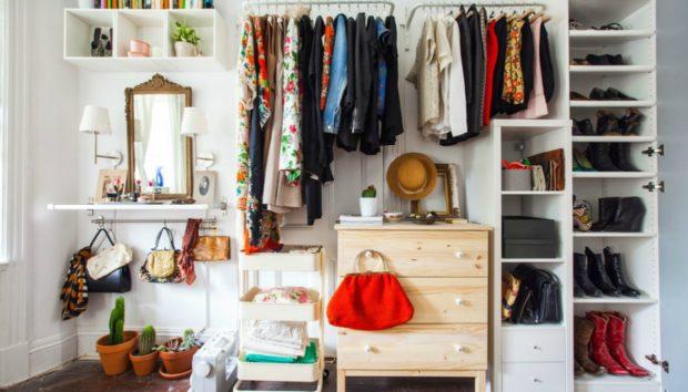 Οργανώστε Τέλεια την Ντουλάπα σας με 8 Ιδέες από το Instagram