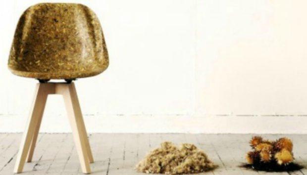 Δεν θα Πιστεύετε από τι Υλικό έχει Φτιαχτεί Αυτή η Καρέκλα