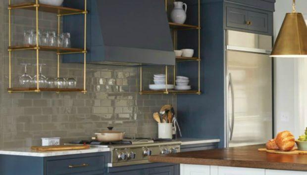 Κάντε την Κουζίνα σας να Δείχνει Πιο Μοντέρνα με 3 Βήματα