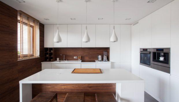 Κουζίνα: Μια Μόνο Κίνηση Αρκεί για να Αλλάξτε Ολόκληρη την Εικόνα της
