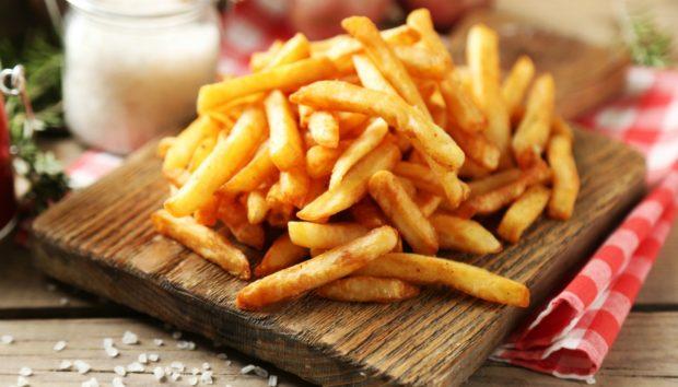 Τα μυστικά για τις πιο Τέλειες, Τραγανές Τηγανιτές Πατάτες!