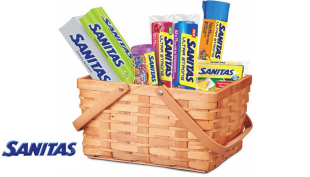 Χριστουγεννιάτικος Διαγωνισμός SANITAS! Κερδίστε ένα Καλάθι με Προϊόντα Αξίας 50€! (ο διαγωνισμός έχει κλείσει)