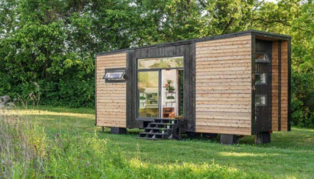 OMG! Βρήκαμε το Πιο Μικροσκοπικό Πολυτελές Σπίτι του Κόσμου