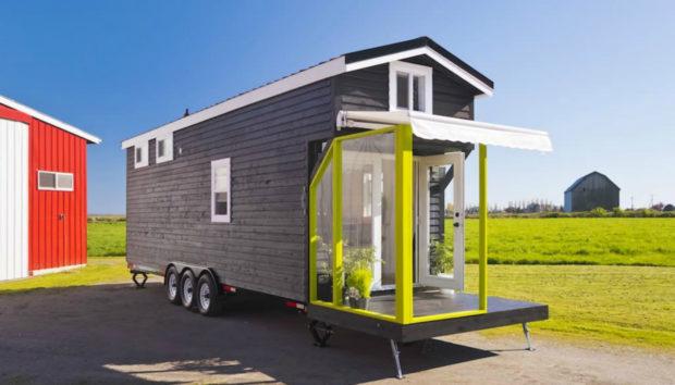 Δείτε το Απίστευτο Σπίτι των 28 τμ!