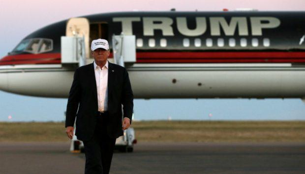 Το Εσωτερικό του Αεροπλάνου του Donald Trump θα σας Καθηλώσει