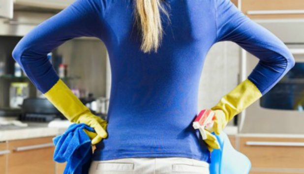 No Time: Πως να Οργανώσετε το Σπίτι σας Όταν Τρέχετε σε Δουλείες Όλη Μέρα