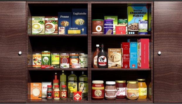 Οργάνωση: Αυτά τα Tips θα Μεταμορφώσουν τα Ντουλάπια της Κουζίνας σας