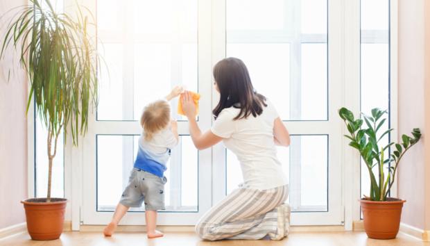 Αυτά Είναι τα 5 Μέρη του Σπιτιού με την Περισσότερη Σκόνη