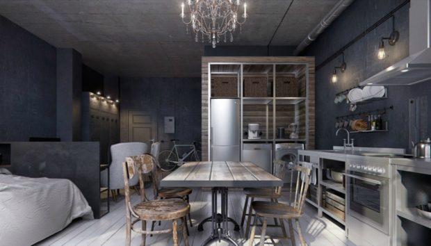 Ένα Διαμέρισμα 40 τμ που θα σας Δώσει Απίστευτες Ιδέες για να Διακοσμήσετε το Δικό σας!
