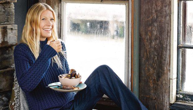 Η Gwyneth Paltrow Μοιράζεται 3 Υγιεινές Συνταγές που θα σας Δώσουν Ενέργεια και θα σας Ανανεώσουν