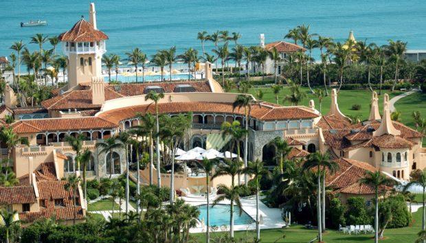 Περιήγηση στο Υπερπολυτελές Club του Palm Beach που Ανήκει στον Donald Trump