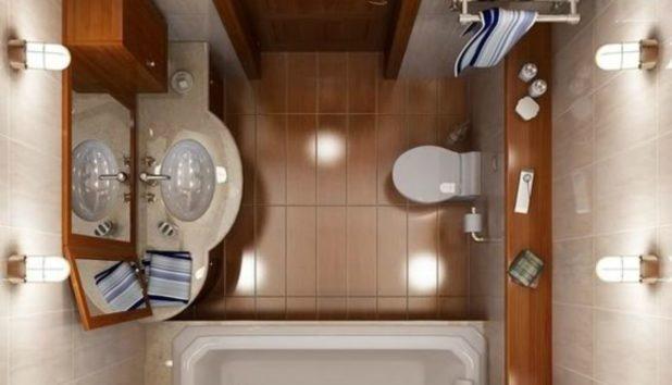 10 Πολύ Μικρά Μπάνια που Πραγματικά Ζηλέψαμε