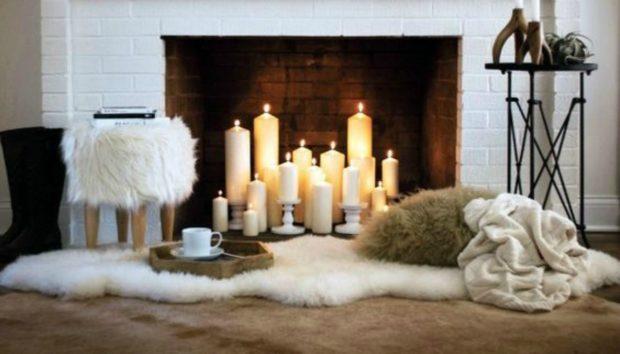 8 Τρόποι να Αποκτήσετε τη Ζεστασιά ενός Σαλέ στο Σπίτι σας