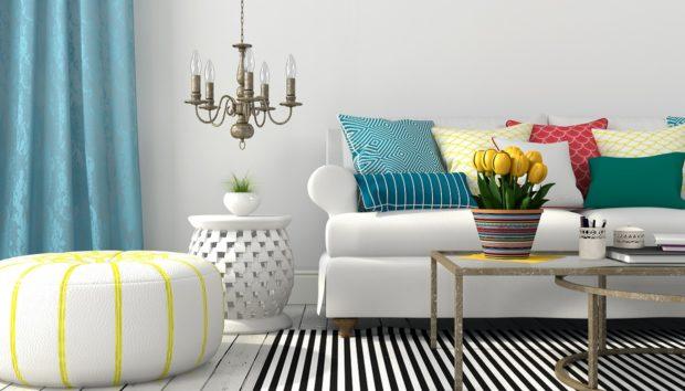 Διακόσμηση με Ρίγες: 5 Τρόποι να τις Βάλετε στο Σπίτι σας