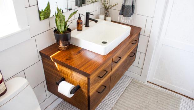 Αναβαθμίστε το Μπάνιο σας Οικονομικά με Αυτούς τους Έξυπνους Τρόπους