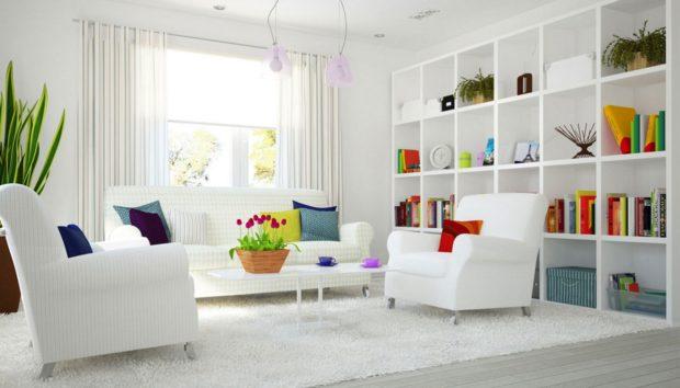 Αυτές οι Διακοσμητικές Επιλογές θα Κάνουν το Σπίτι σας να Φαίνεται πιο Καθαρό απ' όσο Πραγματικά Είναι