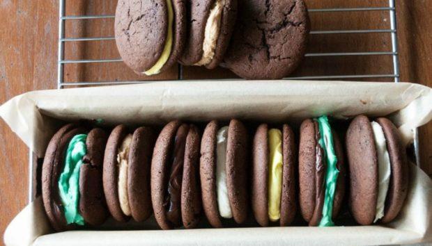 Μαλακά Μπισκότα με Γέμιση: Ό,τι πιο Νόστιμο Έχετε Φάει!