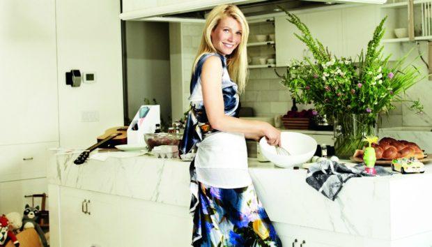 Η Gwyneth Paltrow Έχει το πιο Οργανωμένο Ντουλάπι Κουζίνας!