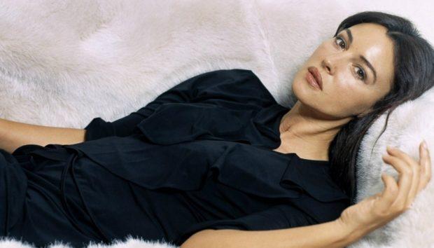 Αυτή Είναι η Σαλάτα που Τρώει για Βραδινό η Monica Bellucci