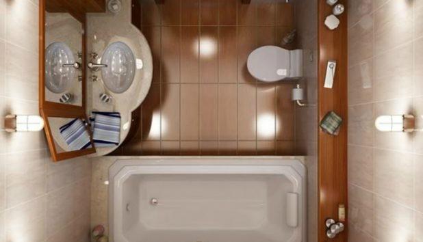 15 Μικροσκοπικά Μπάνια που θα σας Εμπνεύσουν!