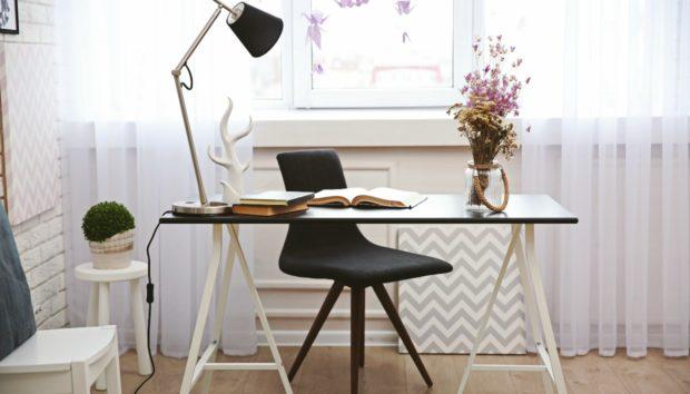 4 Ιδέες για Γραφείο στο Μικροσκοπικό σας Σπίτι που Ίσως δεν Είχατε Σκεφτεί Μέχρι Σήμερα