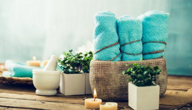 Αυτός Είναι ο πιο Σώστος Τρόπος για να Διπλώνετε τις Πετσέτες