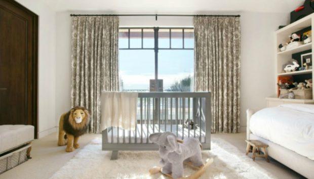 Η Kourtney Kardashian μας Δείχνει Πώς Διακόσμησε το Δωμάτιο του 2χρονου Γιου της