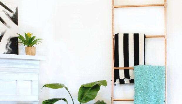 DIY: Φτιάξτε Αυτή την Εκπληκτική και Στιλάτη Διακοσμητική Σκάλα