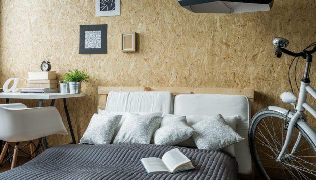 9 Έξυπνες Λύσεις για να Γίνει το Μικροσκοπικό σας Υπνοδωμάτιο Πολύ Λειτουργικό