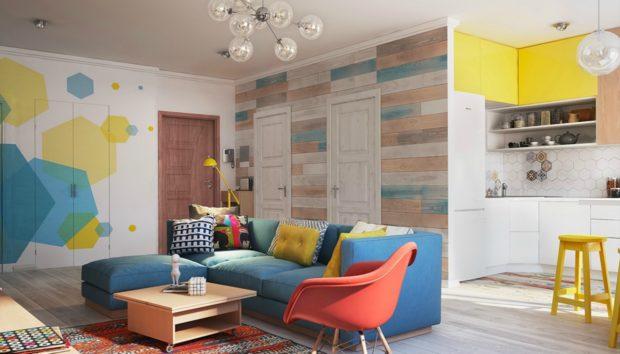 Ένα Διαμέρισμα 80 τμ που θα σας Δώσει Υπέροχες Ιδέες να Διακοσμήσετε το Δικό σας