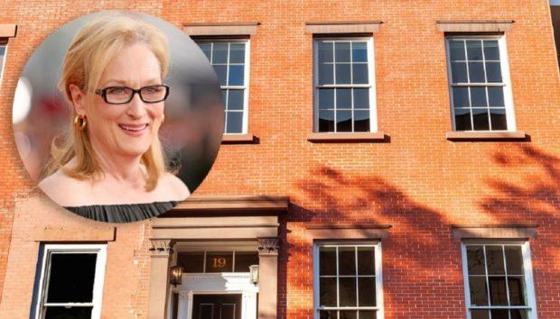 Αυτό Είναι το Πανέμορφο Σπίτι της Μeryl Streep με Ελληνικό Στιλ που Πωλείται για 28.5 εκ. Δολάρια!