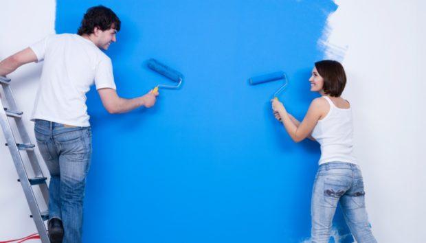 Βάψιμο Σπιτιού: Γίνετε Επαγγελματίες με 8 Tips!