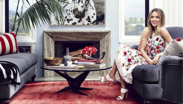 Το Υπέροχο Διαμέρισμα της Jessica Alba είναι Πλέον Διαθέσιμο για Όποιον Θέλει να το Ενοικιάσει