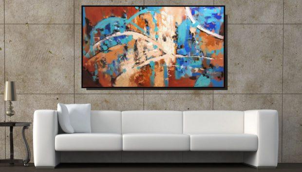 Δείτε τι Πρέπει να Προσέξετε για να Διαλέξετε τα Ιδανικά Έργα Τέχνης για το Σπίτι σας