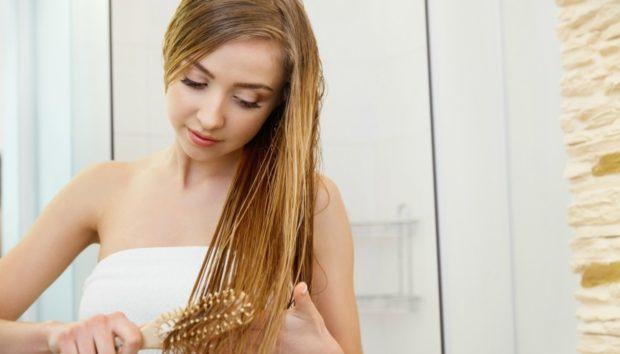 Τρικ για Υγιή και Λαμπερά Μαλλιά σε 20 Λεπτά Ακριβώς!!
