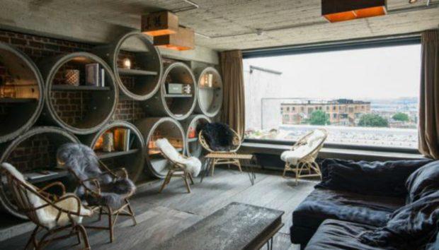Αυτό το  Ξενοδοχείο στις Βρυξέλλες θα Θέλατε να Είναι το Σπίτι σας