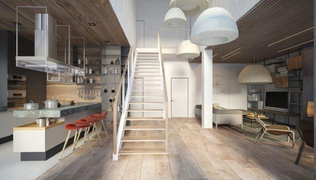 Δείτε το Υπέροχο Σπίτι που Έχει Διαφορετικό Στιλ σε Κάθε Δωμάτιο