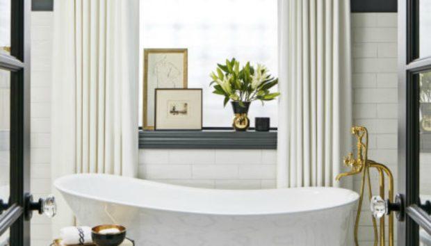 9 Χρώματα για το Μπάνιο που θα το Κάνουν να Δείχνει Πάντα Καθαρό!