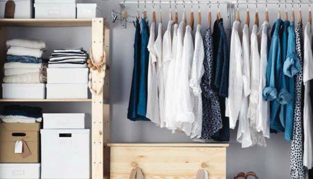 Να πώς θα Δημιουργήσετε μια Μίνι Αποθήκη Μέσα στο Σπίτι σας