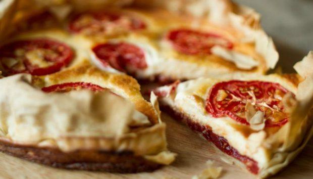 Να πώς θα Φτιάξετε την πιο Νόστιμη Αλμυρή Τάρτα για Βραδινό