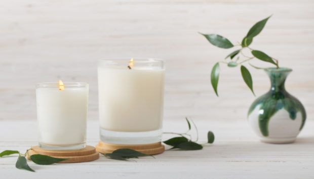 Πανέμορφο DIY για τα Λευκά σας Κεριά!