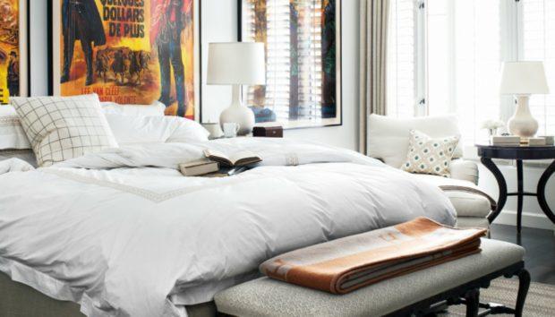 Υπνοδωμάτιο: 6 Συμβουλές για να το Διακοσμήσετε σαν Επαγγελματίας Διακοσμητής!