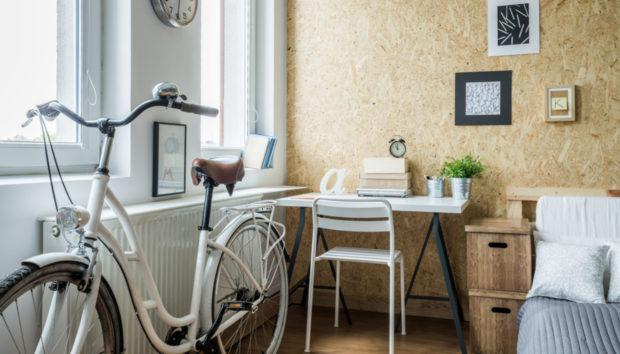 Ποδήλατο σε Διαμέρισμα; 10 Τρόποι για να το Αποθηκεύσετε