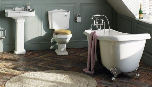 Σκούρα Χρώματα στο Μπάνιο; 10 Περιπτώσεις που θα σας Αποδείξουν ότι Γίνεται!