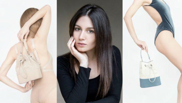 Αυτή Είναι η Νεαρή Ελληνίδα Σχεδιάστρια που Κατακτά το Λονδίνο